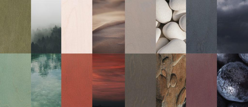 RW Leland Elements Palette