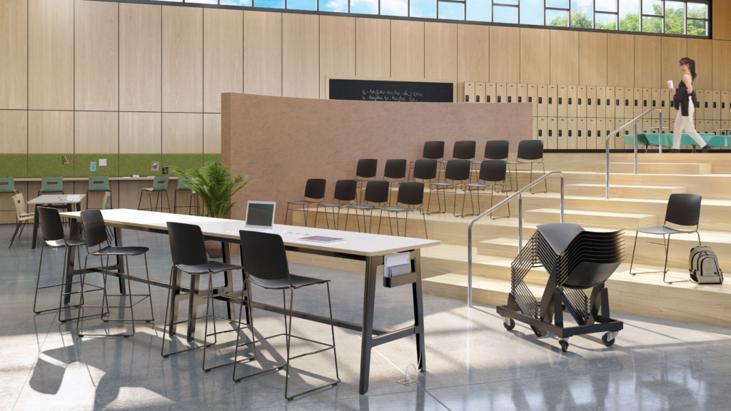 Mass and Fixed Learning Stairs